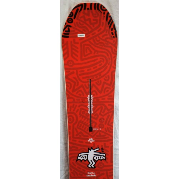 19-20  Deep Thinker Used Men's Demo Snowboard Size 157cm #819909